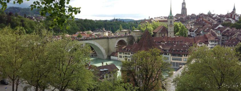 Nydeggbrücke Bern