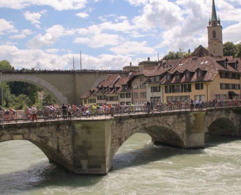 untertorbrücke Aare in Bern